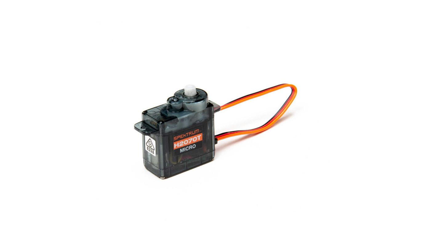 Image for H2070T Sub-Micro Digital 7.5g Metal Gear Heli Tail Servo from HorizonHobby
