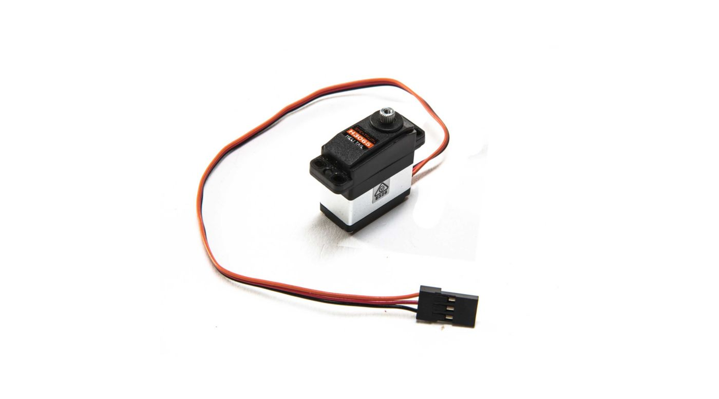 Image for H3065 Sub-Micro Digital Mid-Torque Ultra-Speed Metal Gear Heli Tail Servo from HorizonHobby