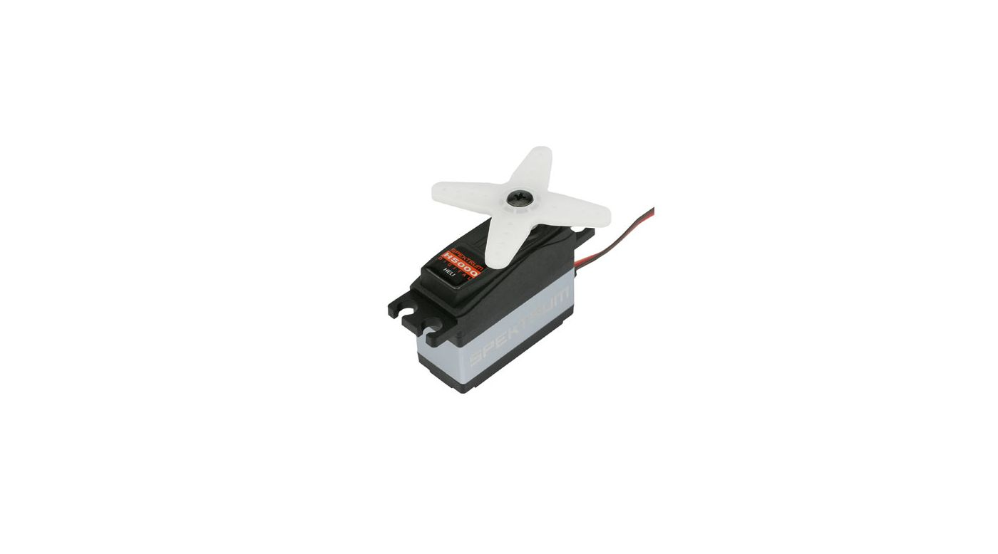 Image for H5000 Mini Digital Heli Servo from HorizonHobby
