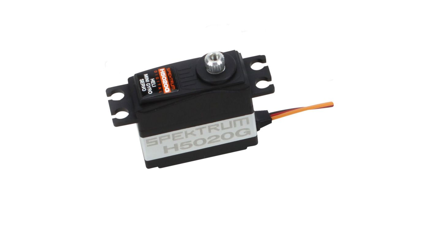 Image for H5020G Mini Digital Gyro MG Servo from HorizonHobby