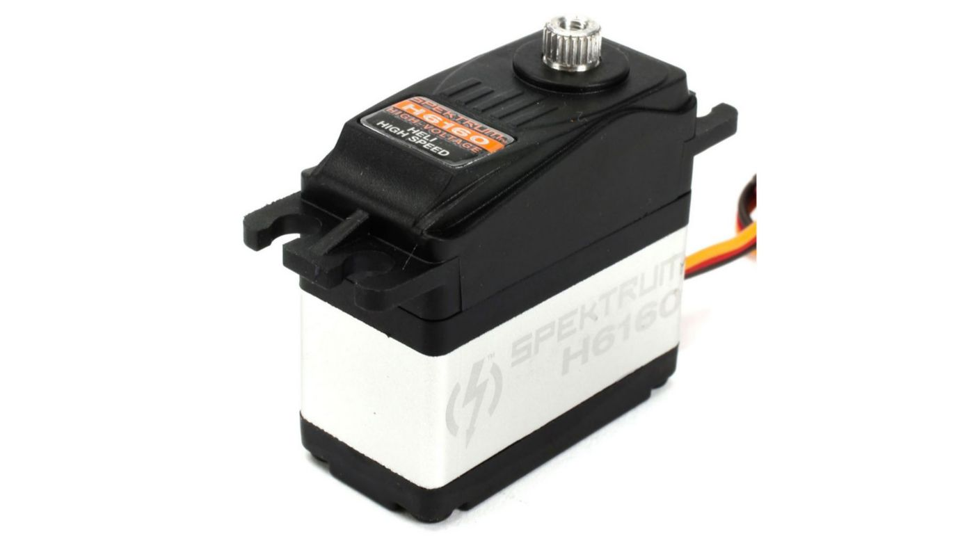Image for H6160 HV High-Speed Heli Cyclic Metal Gear Servo from HorizonHobby