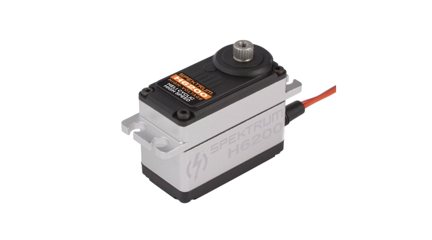Image for H6200 HV Digital High-Speed Heli Cyclic MG Servo from HorizonHobby