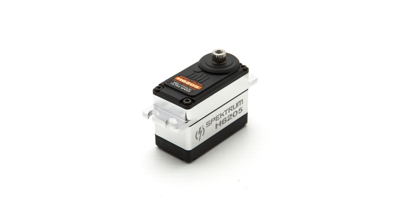 Image for H6205 HV Digital High Speed Heli Cyclic MG Servo from HorizonHobby