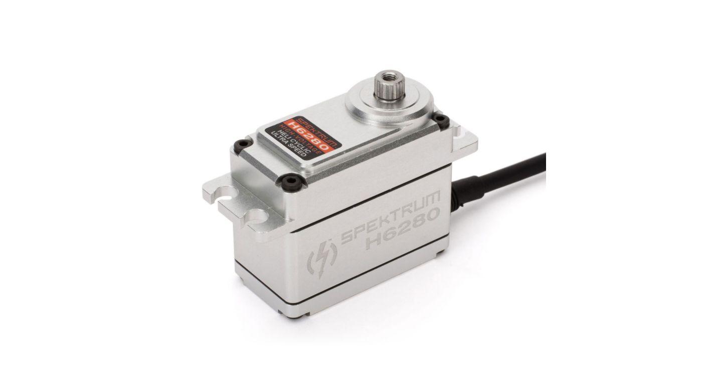 Image for H6280 HV Ultra Speed MG Heli Cyclic Servo from HorizonHobby
