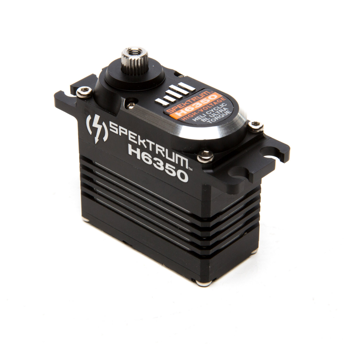 Spektrum H6350 High Voltage Brushless Ultra Torque High Speed Heli Cyclic Servo