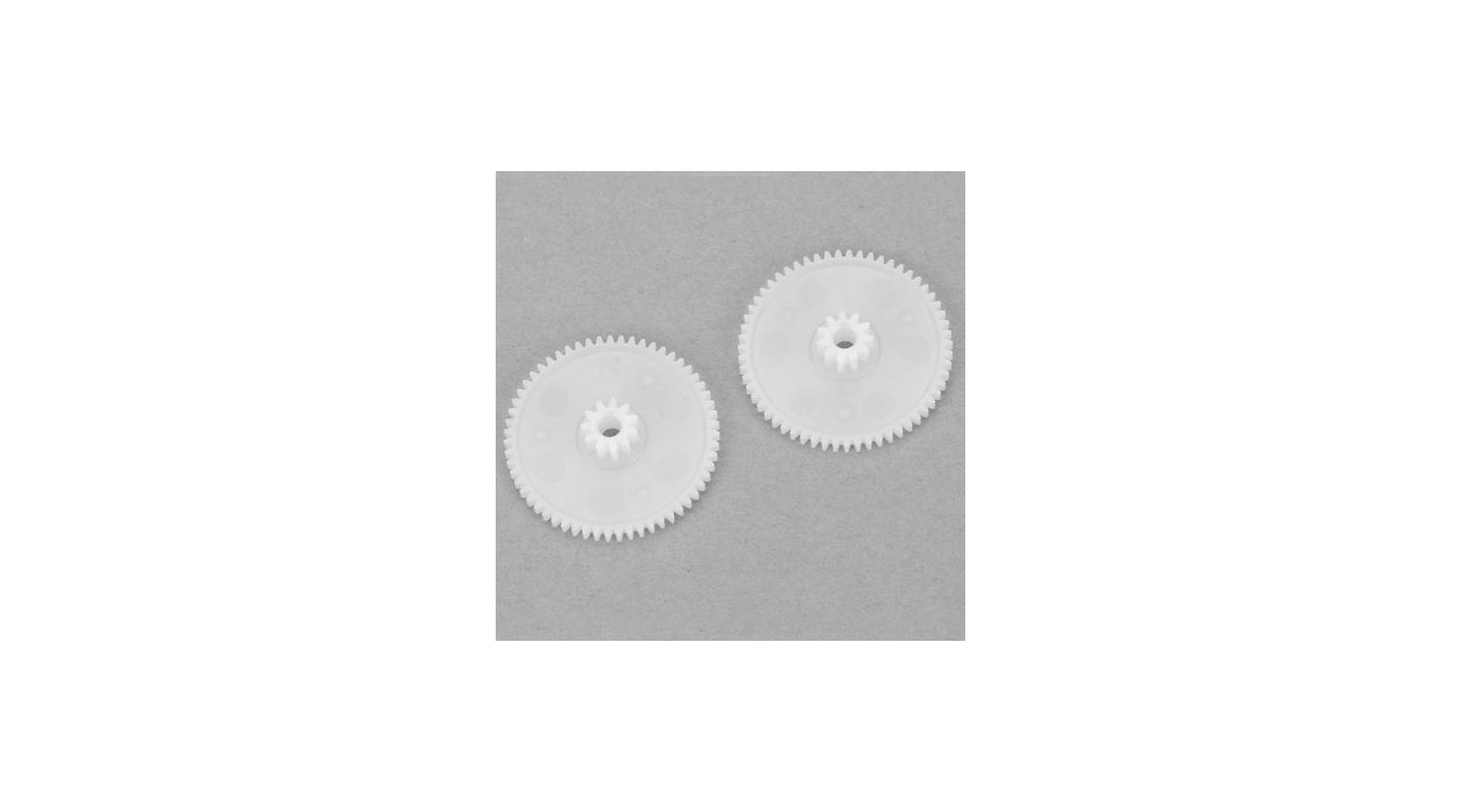 Image for Servo B Gear (2): S6010, A6010, S6020, A6020 from HorizonHobby