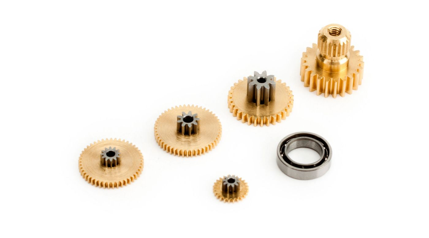 Image for Gear Set: A3020, A3040, H3020 from Horizon Hobby