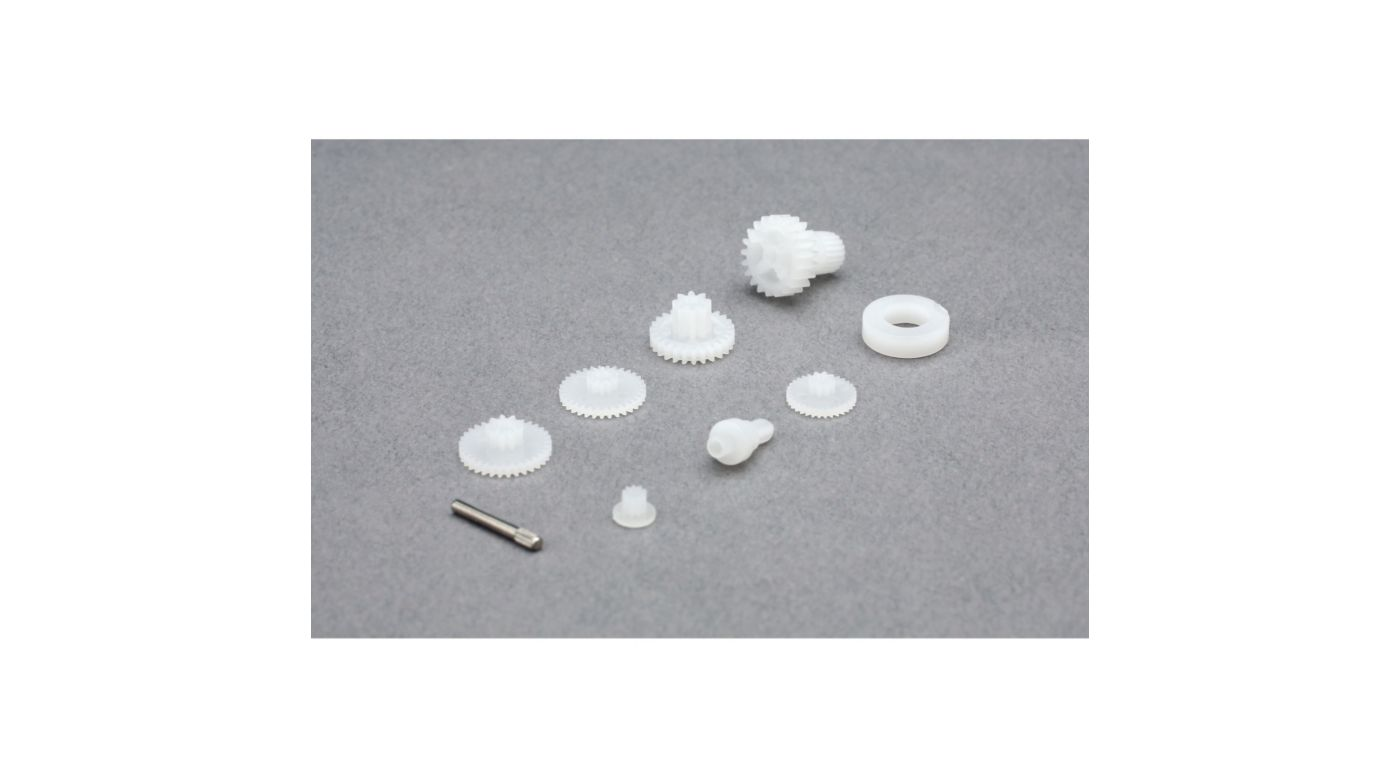 Image for Gear Set: H2060 from Horizon Hobby