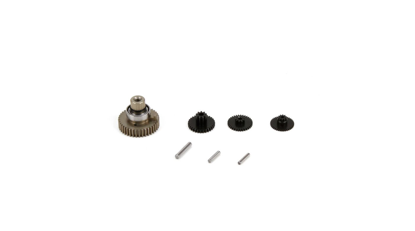 Image for Gear Set: S6240 from HorizonHobby