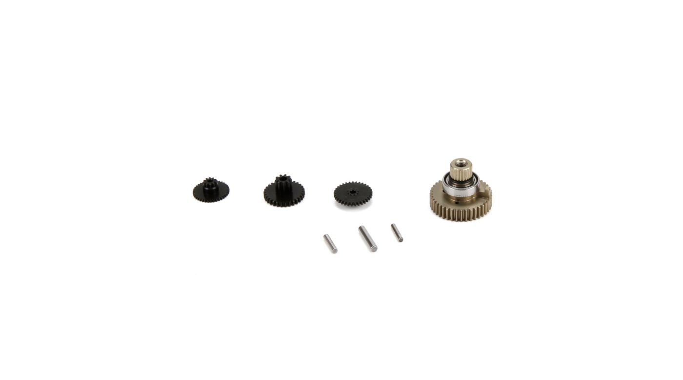 Image for Gear Set: S6270 from Horizon Hobby