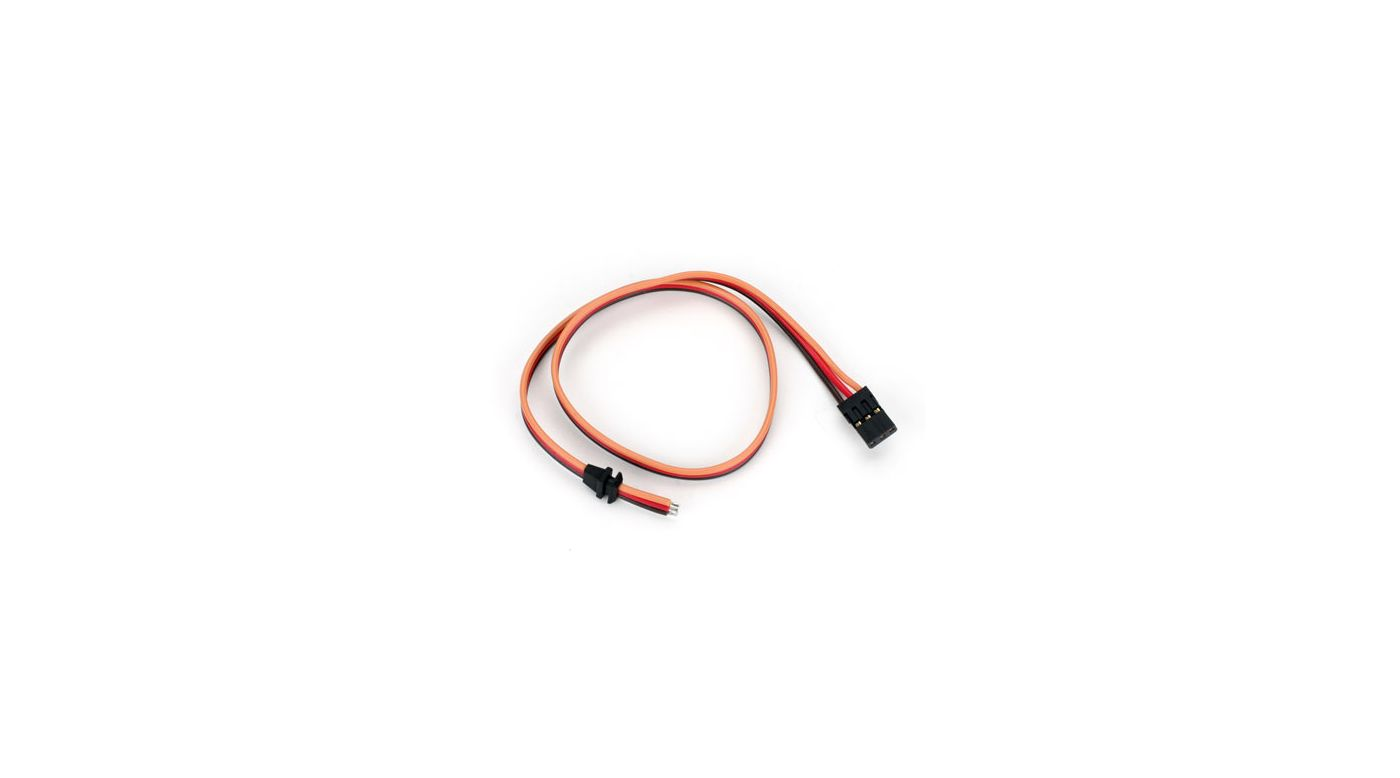 Image for Servo Lead 22AWG 300mm from HorizonHobby