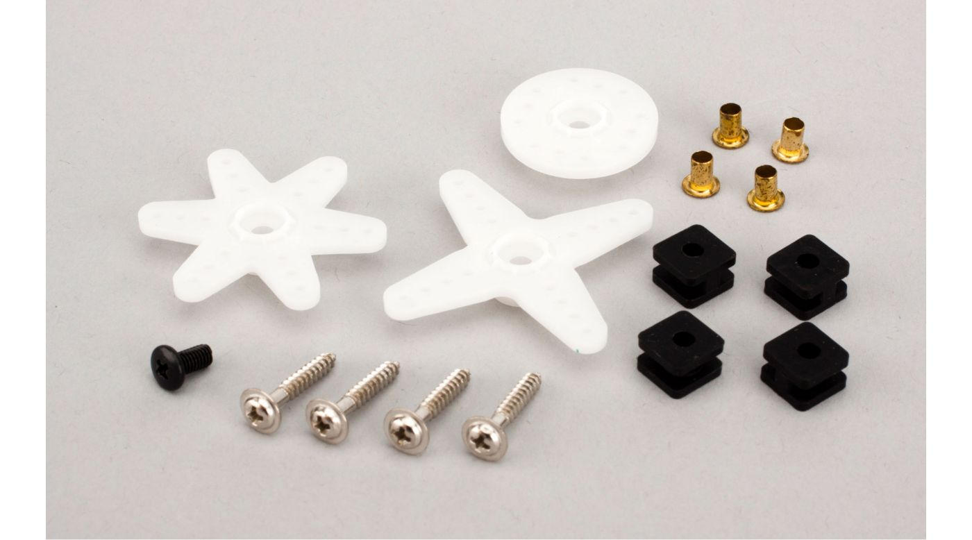 Image for Servo Horn Set: A6050, A6060 from HorizonHobby