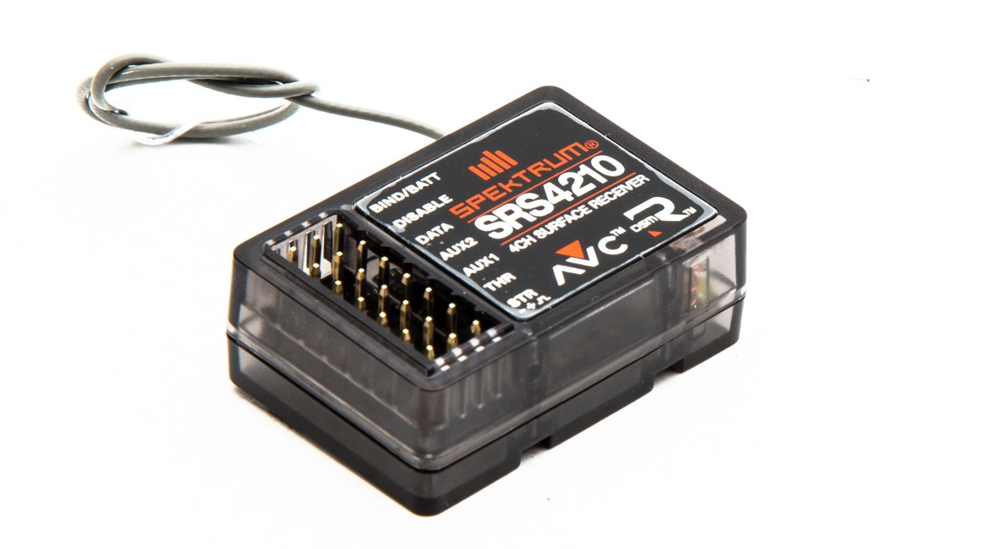 Image for SRS4210 DSMR AVC Surface Receiver from HorizonHobby