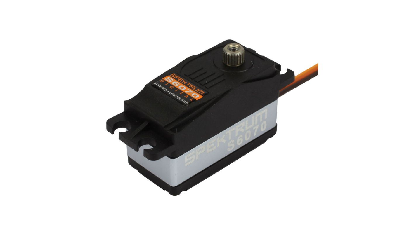Image for S6070 Digital Surface Servo - Low Profile from HorizonHobby