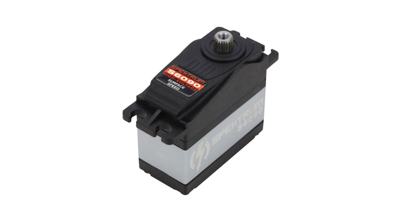 Image for S6090 High Voltage Surface Servo - Speed from HorizonHobby
