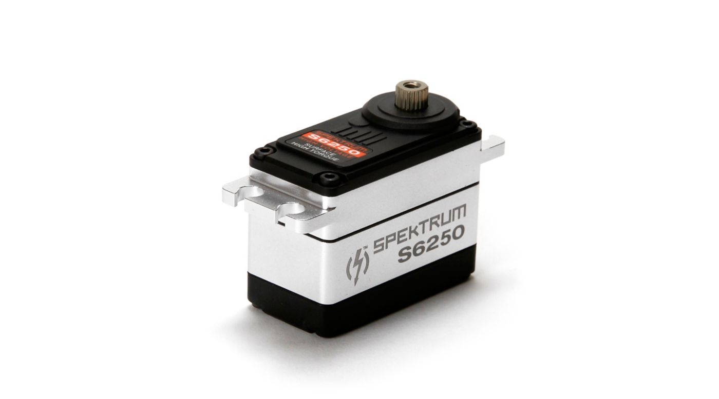 Image for S6250 High Torque, HV Dig Servo from HorizonHobby
