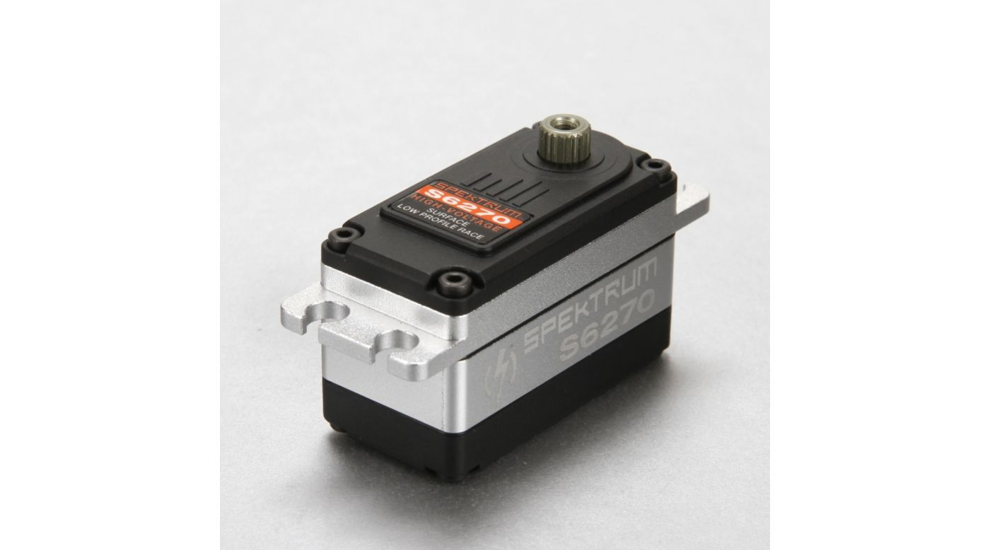 Image for S6270 Low Profile HV Digital Race Servo from HorizonHobby