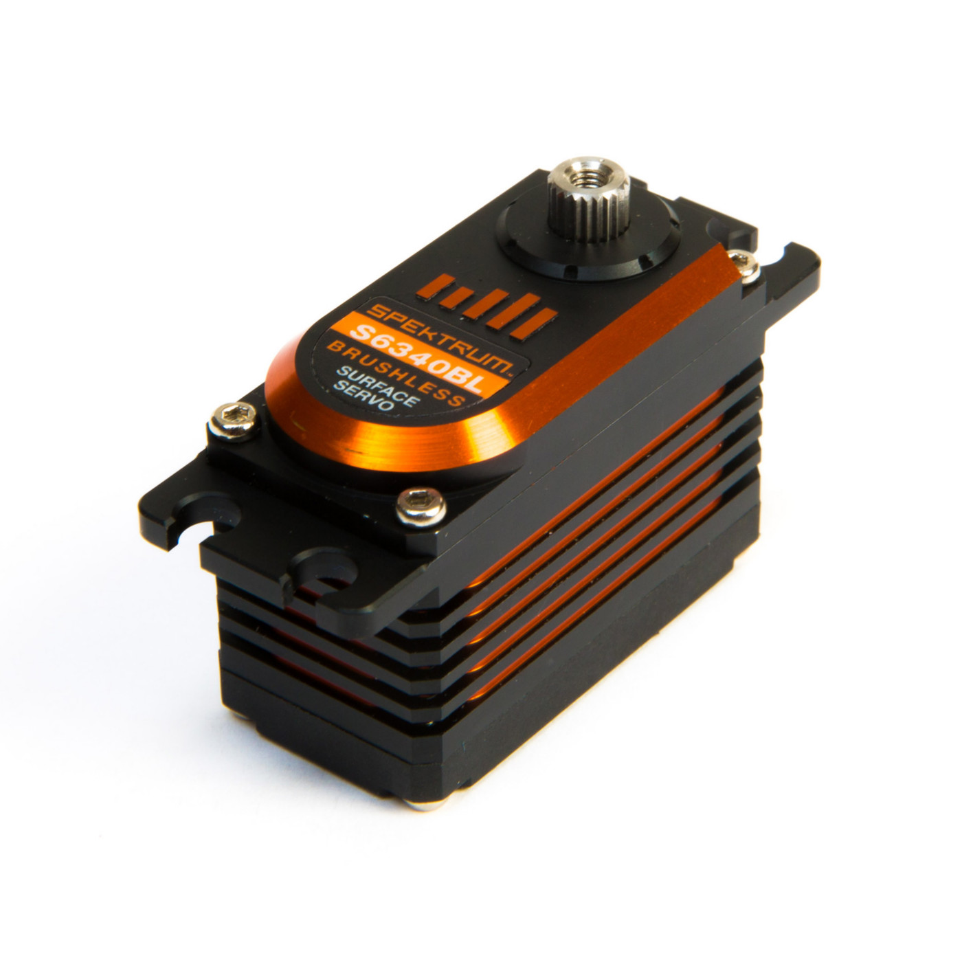 Spektrum S6340BL Brushless High Voltage Low Profile Aluminum Servo