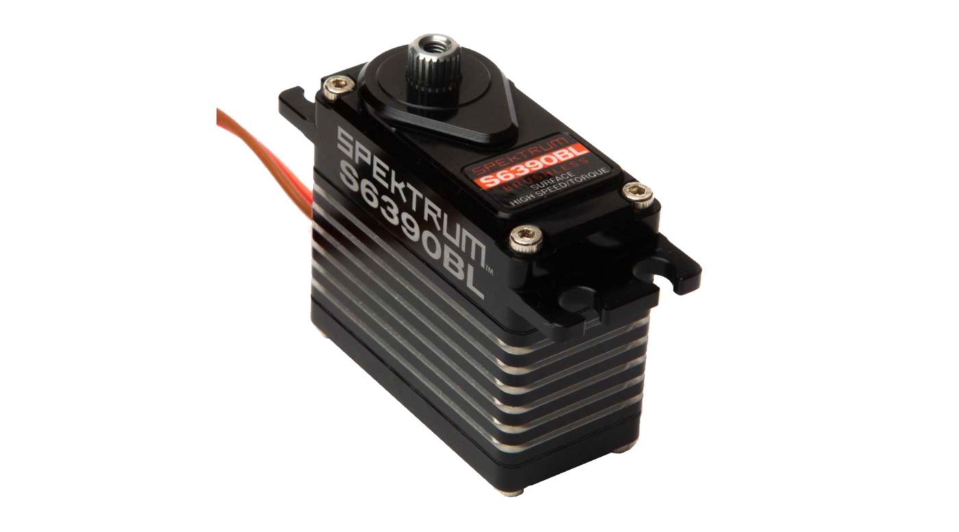 Image for S6390BL 1/8 Scale Brushless High Speed/Torque, HV Digital Servo from HorizonHobby