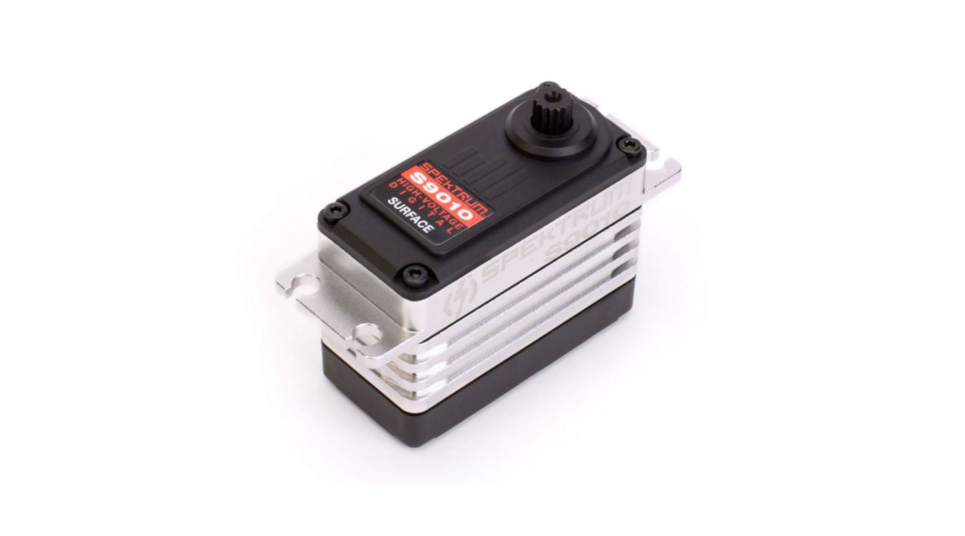 Image for S9010 Standard 1/5 Scale Digital HV Metal Gear Surface Throttle Servo from HorizonHobby