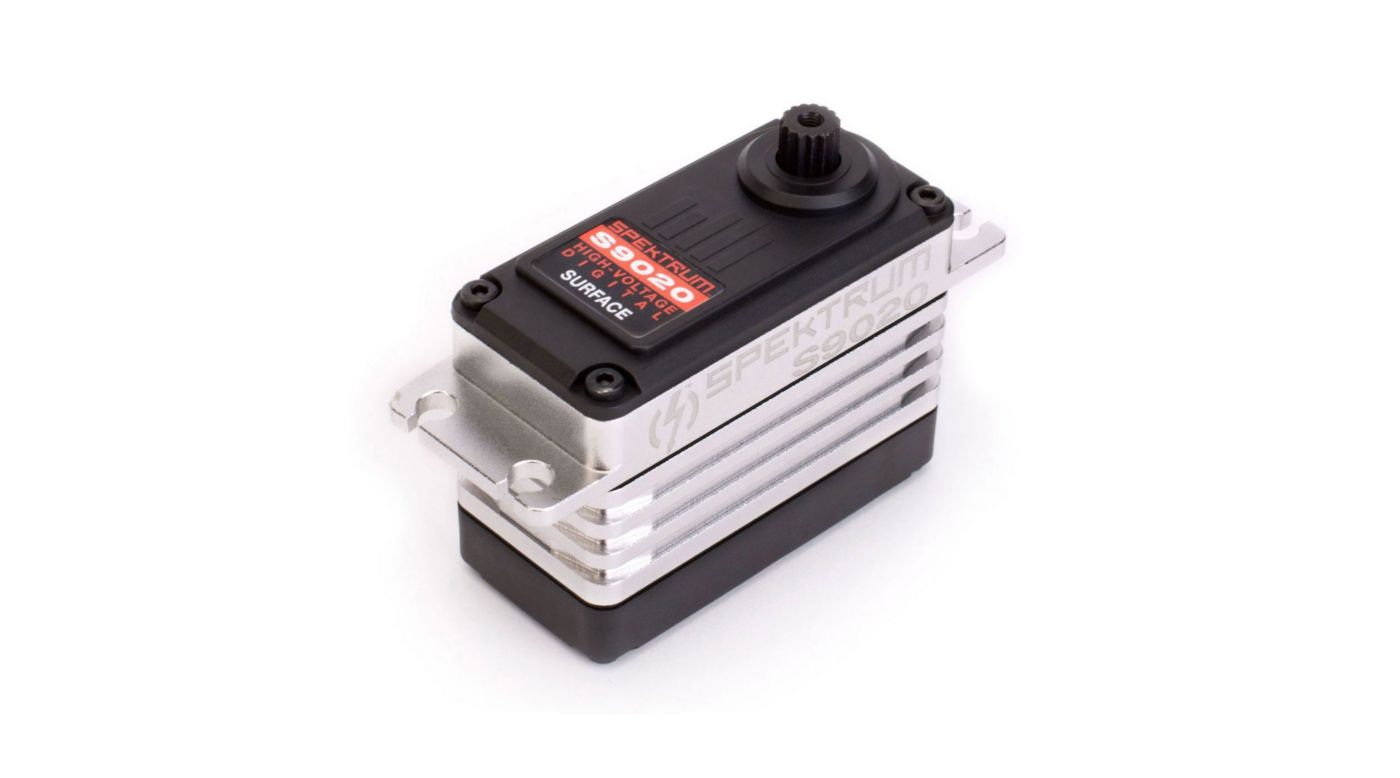 Image for S9020 1/5 Scale Digital HV Surface Servo (Steering) from HorizonHobby