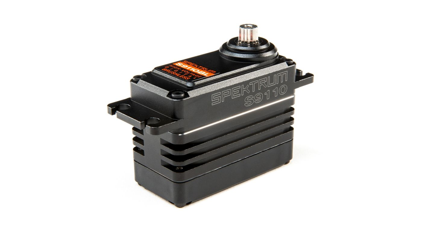 Image for S9110BL 1/5 Digital Brushless High Speed High Torque Metal Gear Servo from HorizonHobby