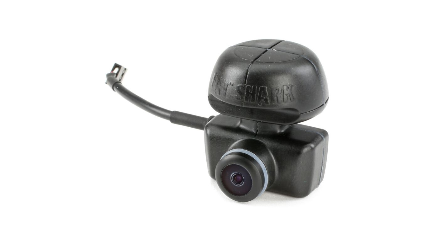 Image for Heavy Duty 25mW 5.8GHz FPV Camera with Video Transmitter and Raceband from HorizonHobby