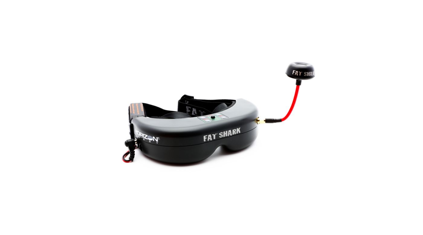 Image for Teleporter V4 Video Headset with Head Tracking from Horizon Hobby