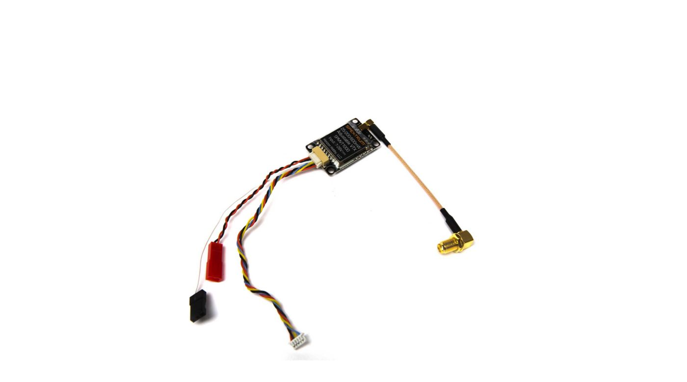 Image for 25-200-600mW Adjustable Power Video Transmitter from HorizonHobby