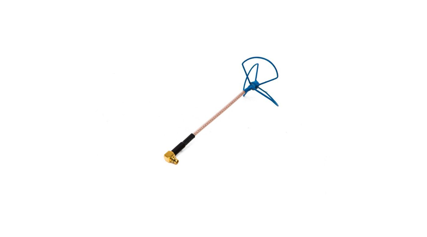 Image for Omni MMCX VTX Antenna RH, Orange from HorizonHobby
