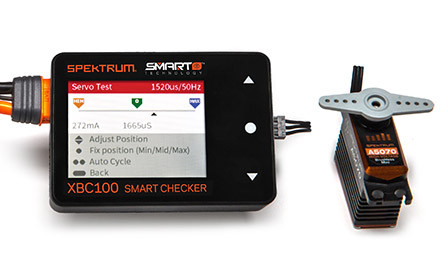 Integrated Servo Tester