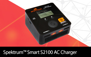 Spektrum Smart S2100 AC Charger