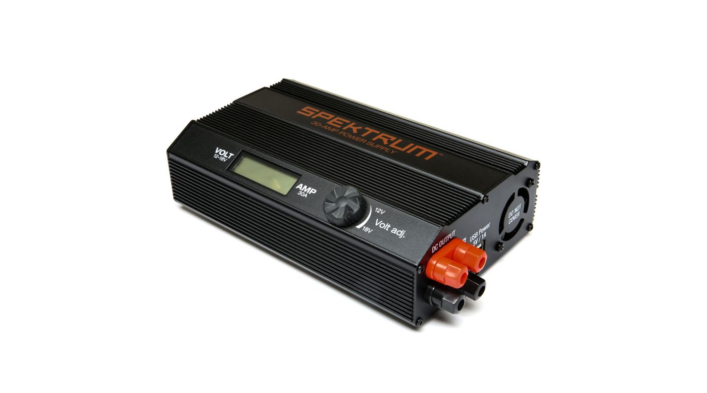 Image for Smart 30-Amp Power Supply from Horizon Hobby