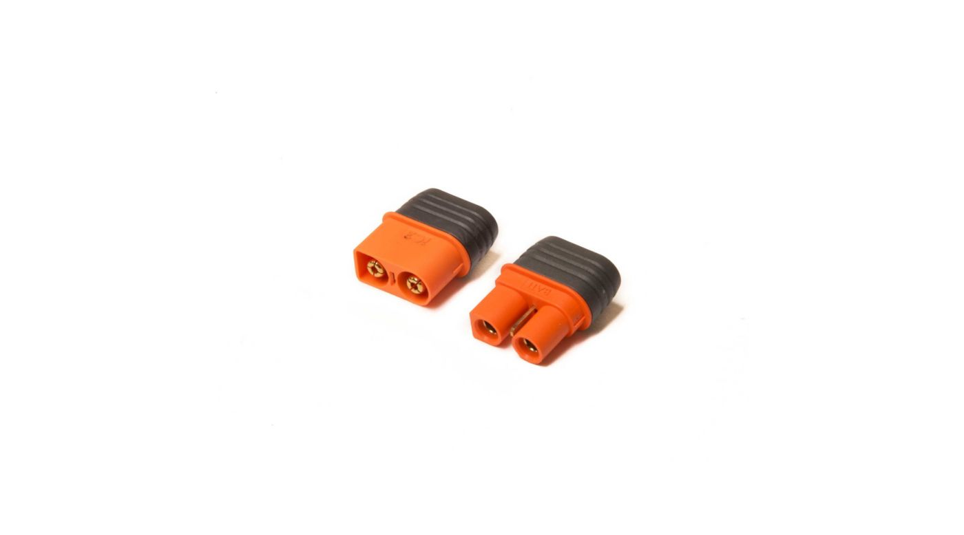 Grafik für IC3 Device & Battery Connector  (1 of each) in Horizon Hobby