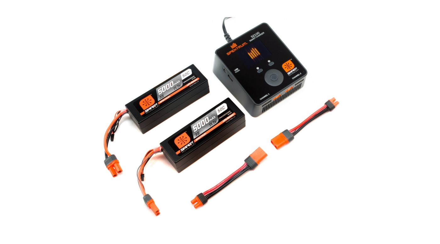 Image for Smart Powerstage Bundle 6S from HorizonHobby