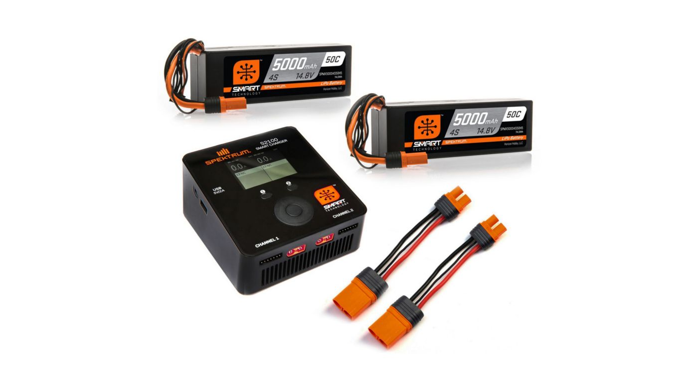 Image for Smart Powerstage Bundle: 8S from HorizonHobby