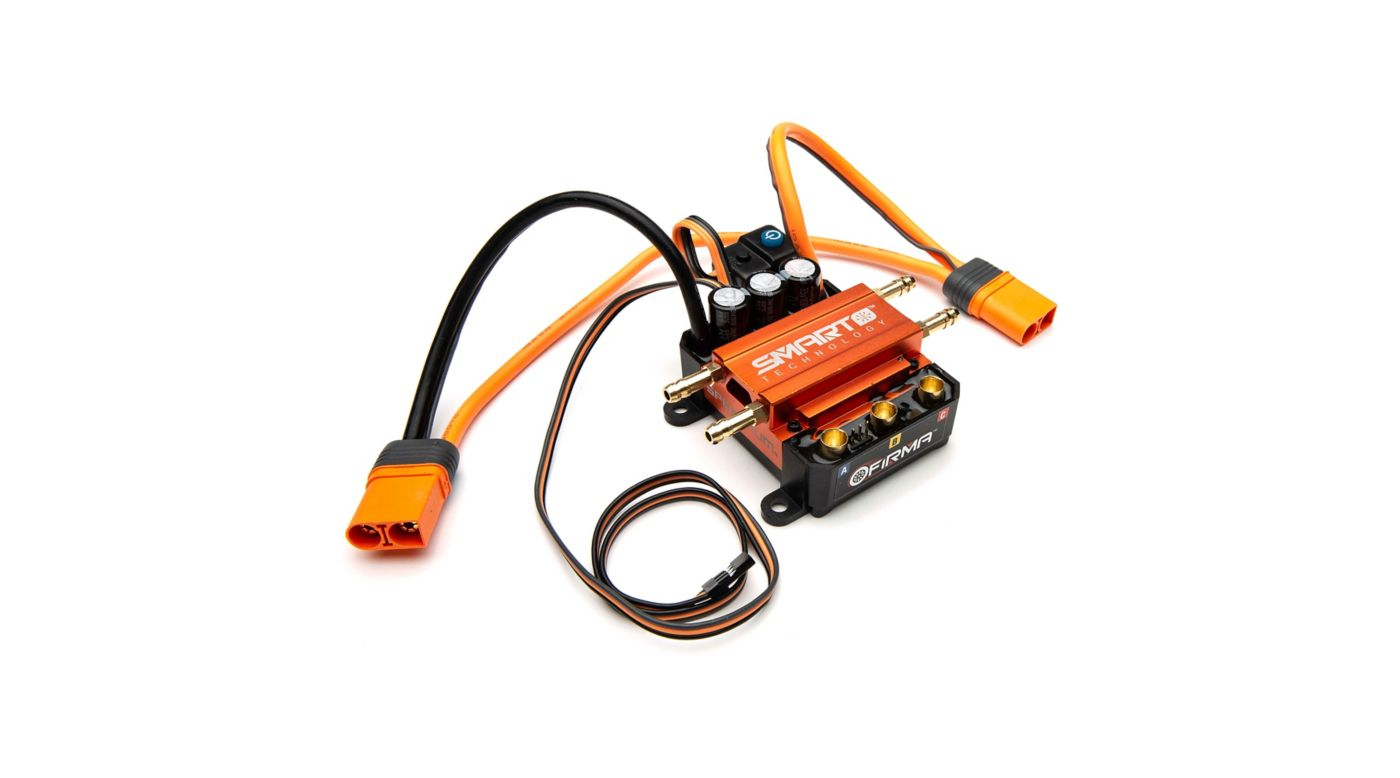 Image for Firma 160 Amp Smart Brushless Marine ESC from HorizonHobby