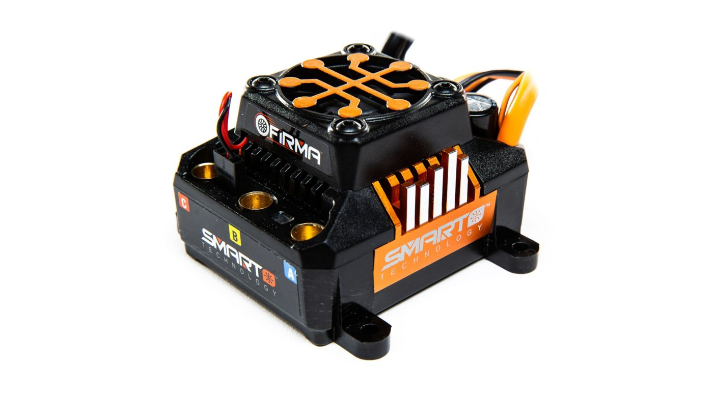 Image for Firma 160 Amp Brushless Smart ESC, 3S-8S from HorizonHobby