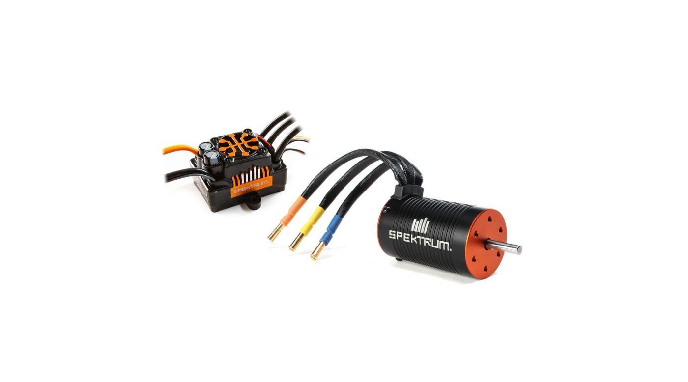Image for Firma 130 Amp Brushless Smart ESC / 1900Kv Sensorless Motor Combo from HorizonHobby