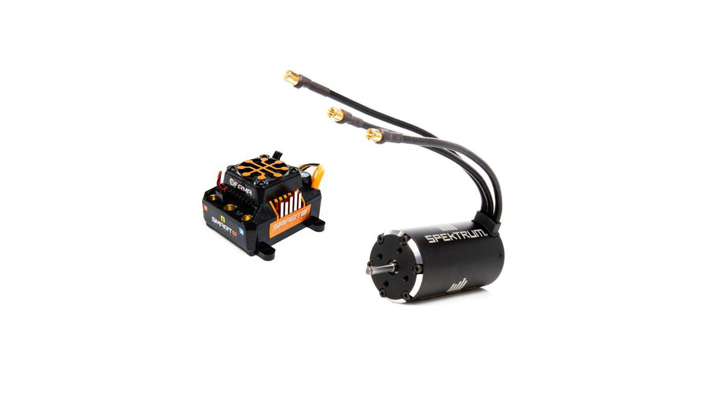 Image for Firma 160 Amp Brushless Smart ESC / 1250Kv Sensorless Motor Combo from HorizonHobby