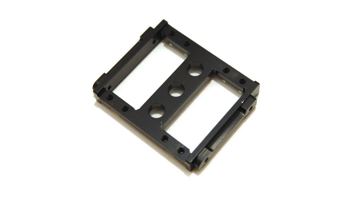 Image for CNC Machined Front Servo Mount Tray, Black: Enduro from HorizonHobby
