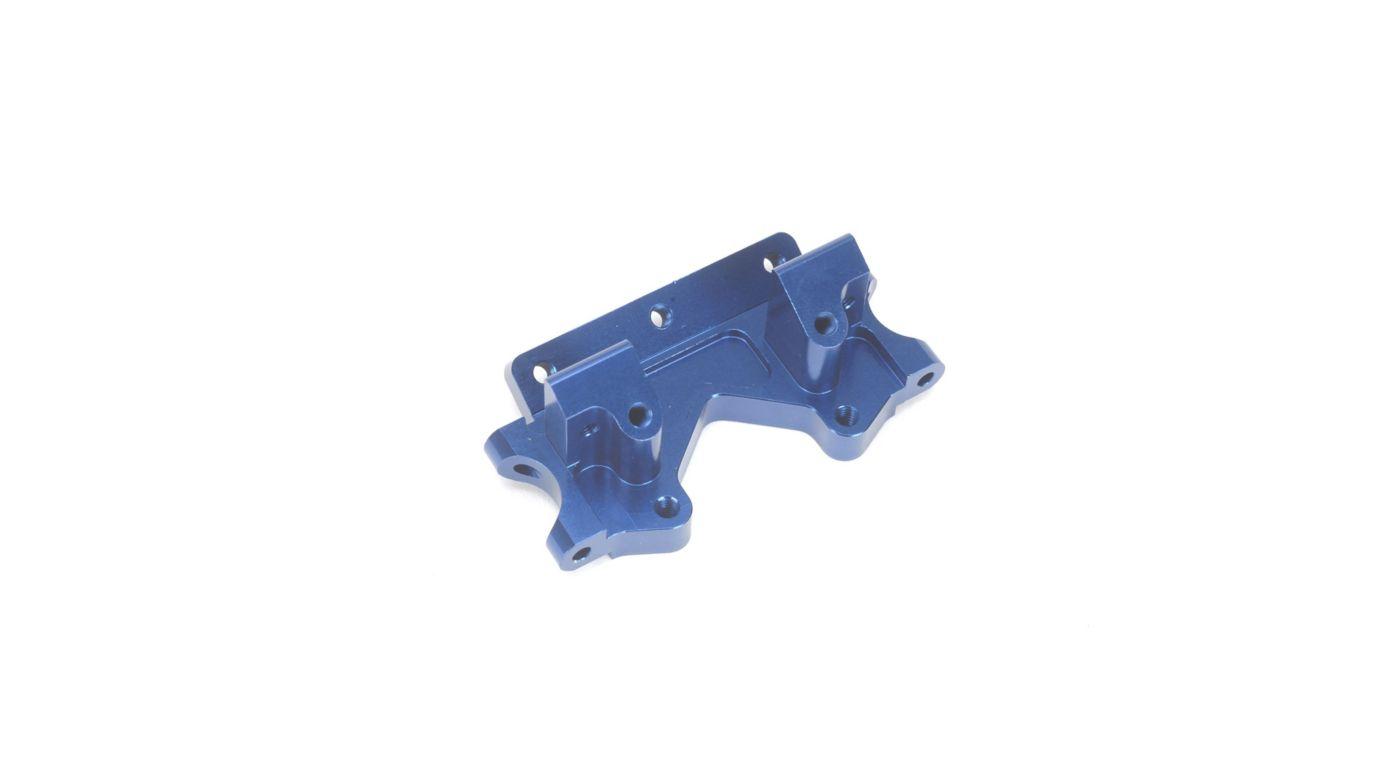 Image for Aluminum Front Bulkhead, Blue: Stampede, Rustler, Bandit, Slash from HorizonHobby