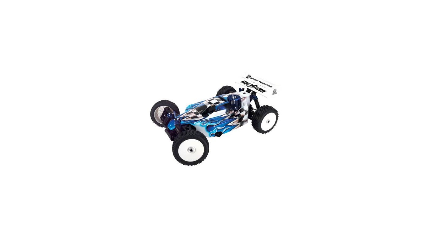 Image for Mayhem Pro 1/8 4WD, ARR w/.21 & Pipe from HorizonHobby
