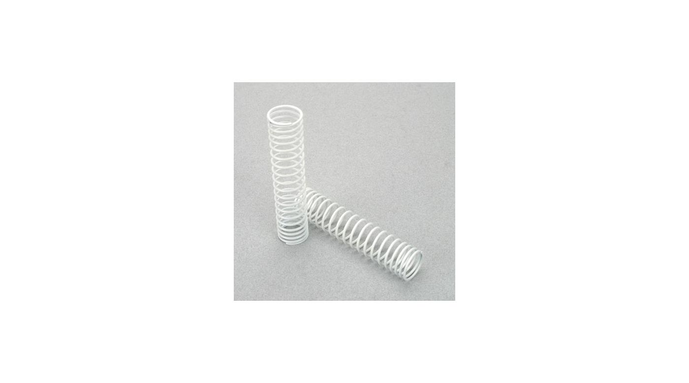 Image for Rear Buggy Springs: White (Soft) from HorizonHobby
