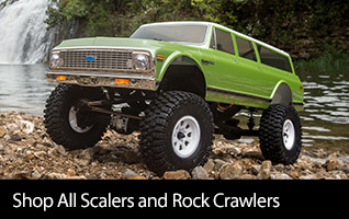 Shop All RC Scalers and Rock Crawlers
