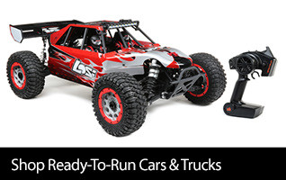 Shop RTR Cars and trucks