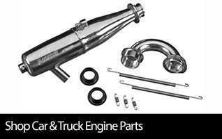 Car and Truck Engine Replacement Parts