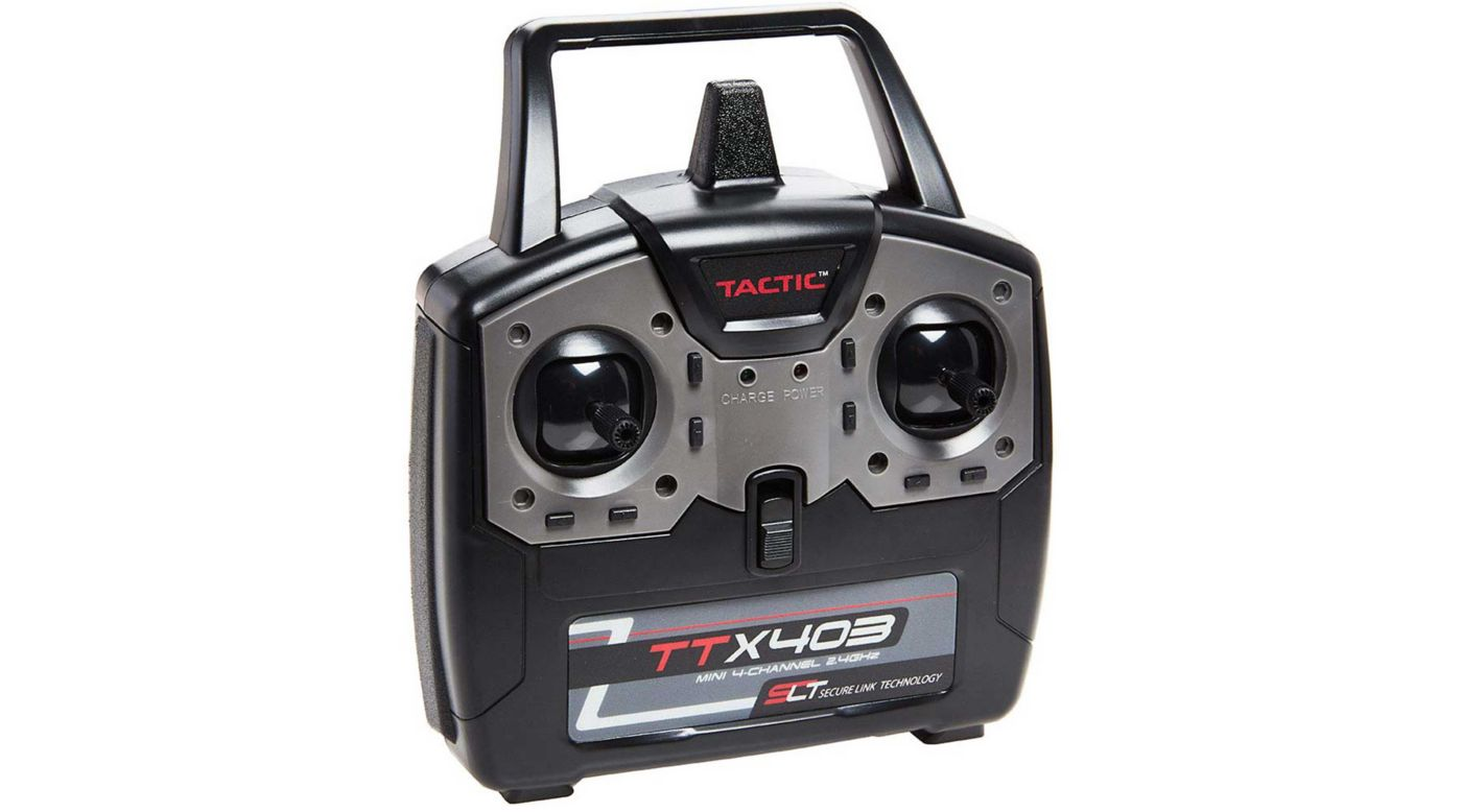 Image for TTX403 4-Channel FHSS SLT Mini Transmitter from HorizonHobby