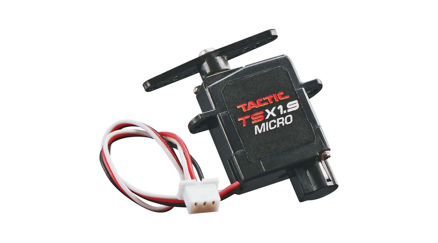 Image for TSX1.9 Micro High-Speed Servo from HorizonHobby