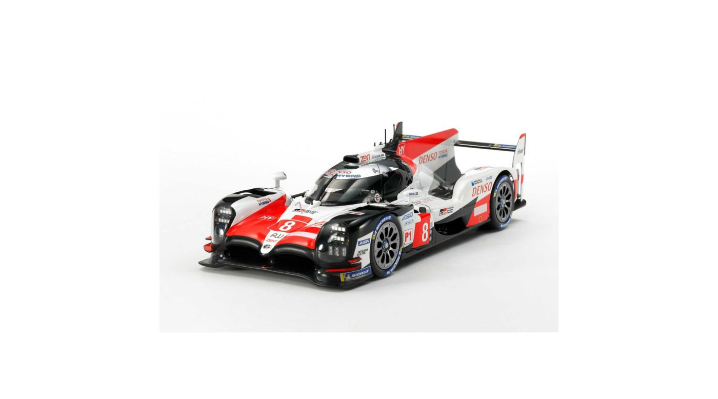 Image for 1/24 Toyota Gazoo Racing TS050 Hybrid Kit from HorizonHobby